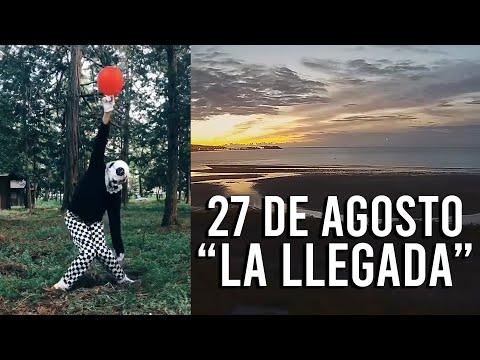 """INQUIETANTE Vídeo de TIK TOK """"ALERTA"""" la llegada Alienígena el 27 de Agosto (DICEN LOS MED"""