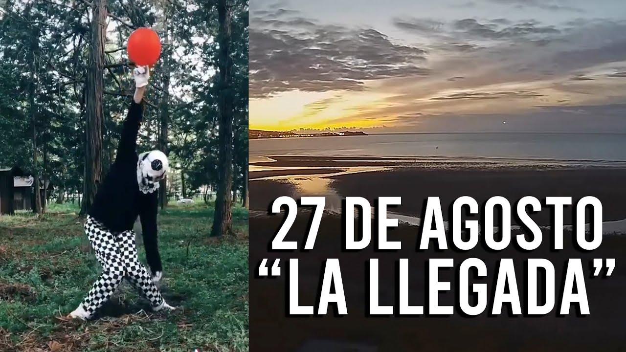 """INQUIETANTE Vídeo de TIK TOK """"ALERTA"""" la llegada Alienígena el 27 de Agosto (DICEN LOS MEDIOS)"""