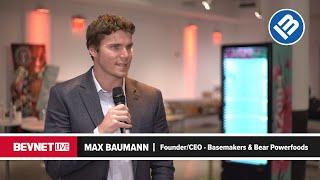 Basemakers Speaks on BevNET Live Experience