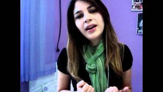 Sin Ti - Dulce Maria (Cover) Lary Fazolo