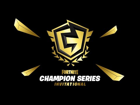 Fortnite Champion Series Invitational: Reboot Round