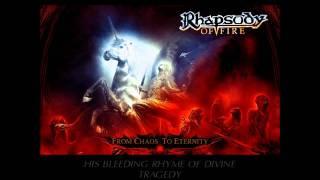 Rhapsody of Fire - Ad Infinitum + From chaos to eternity + Lyrics