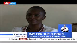 United Nations marks Day of Celebration for Elderly Persons