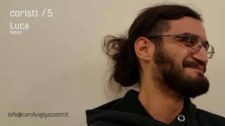 Campagna Audizioni 2017 - Intervista a Luca