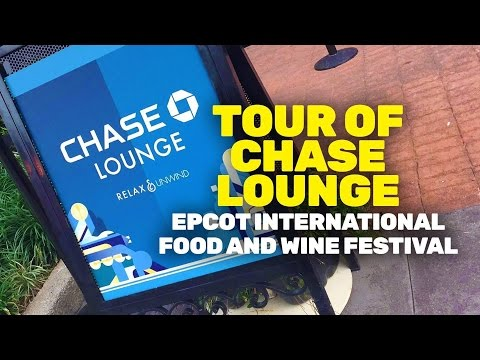 Chase Lounge Tour and Tips
