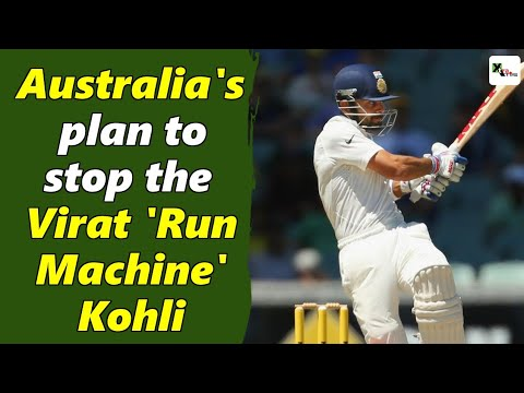 Watch: This is how the Aussies are planning to stop Virat Kohli
