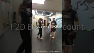F2D Boxing 9 Count Drill