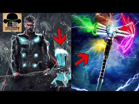 ⚡ ГРОМ-СЕКИРА убийца Таноса? На что способен ШТОРМБРЕЙКЕР?