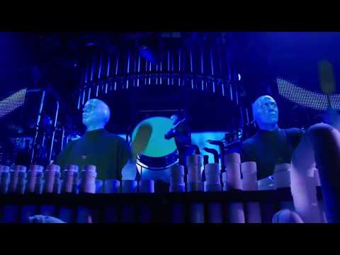 Blue Man Group | Rods and Cones | Luxor Las Vegas NV