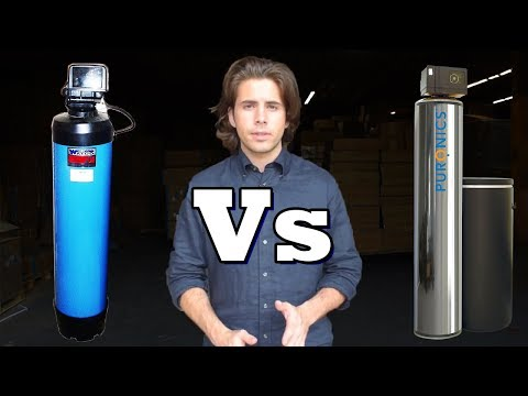 The Difference Between Water Softeners And Water Conditioners