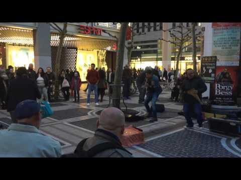 Street Dance- Frankfurt/Zeil