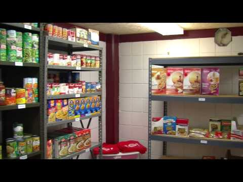Food Pantry Growing on College Campus