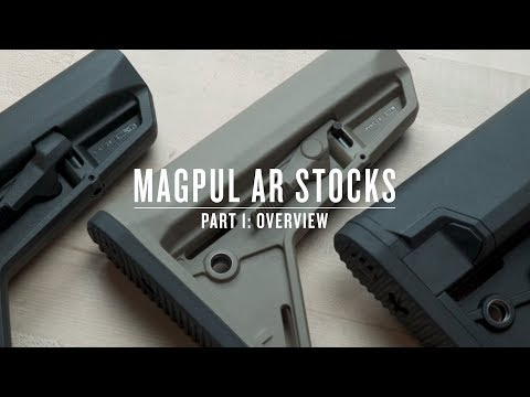 Magpul AR Stocks - Part I : Overview