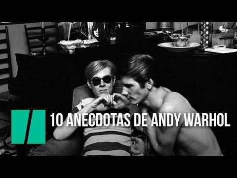 10 curiosidades sobre Andy Warhol