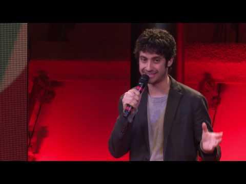 Come si costruisce una risata | Edoardo Ferrario | TEDxTiburtino