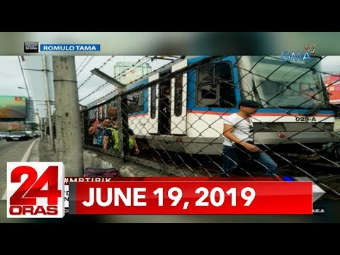 24 Oras: June 19, 2019 [HD]