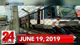 Gambar cover 24 Oras: June 19, 2019 [HD]