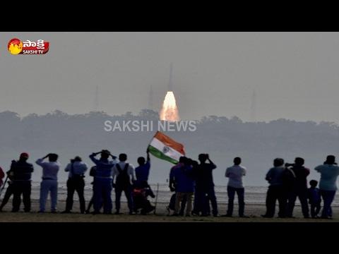 ISRO Launches Record 104 Satellites Into Orbit