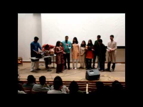 IGSA Geet Purvai 2010 - 11. Rangarajan and group - Woh Din Hai Kitna Door