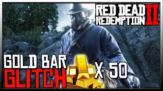 Red Dead 2 Money Glitch *WORKING* - The Best Red Dead Redemption 2 Gold Bar Glitch Ever