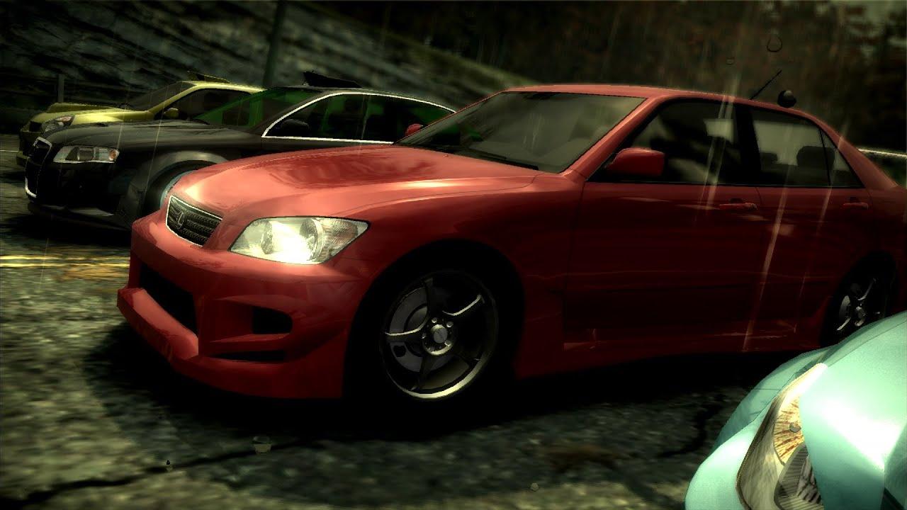 【ゆっくり実況】ゆっくり四人組の逃走劇!~part2~Need for Speed Most Wanted 2005