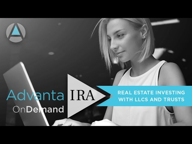 2017 Real Estate Investing with LLCs and Trusts