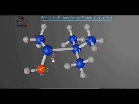 Pinacol - Pinacolone Rearrangement | Mechanism |