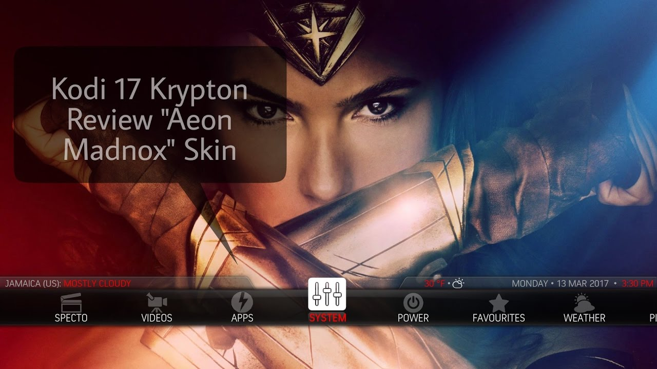 Kodi 17 Krypton build