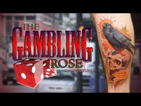 TATTOO CONVENTION COVERAGE - Gambling Rose Cincinnati 1 of 3
