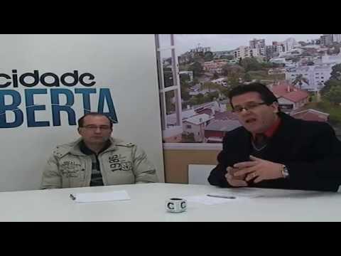 TV Cidade recebe  Sergio Luchese e  Juliano Settin do Centro de Compras Farroupilha 1