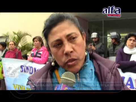 Alfa Noticias Trabajadores Del Hospital Hogar De La Madre