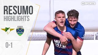Highlights   Resumo: Moreirense 0-1 Chaves (Liga 18/19 #30)