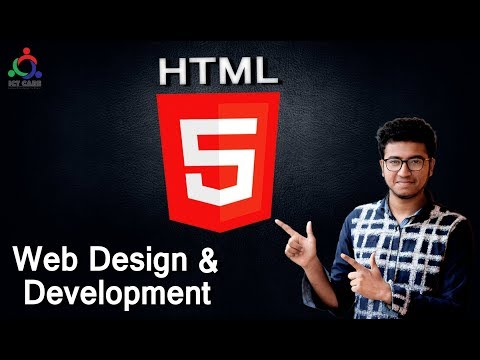 Web Design Tutorial Series HTML Part_8 (From,Elements And Input Attributes) By ICT CARE!