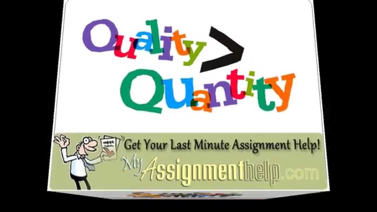Assignment writers youtube