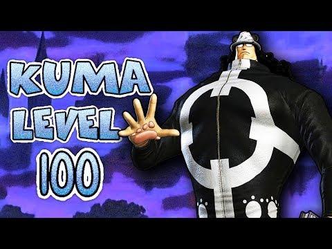 One Piece Pirate Warriors 3 Kuma Level 100 Revolutionary Army vs World Government  