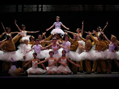 'Billy Elliot, el musical' llega a Madrid