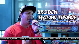 Gambar cover Broden - Dalan Liyane Koplo NEW PALLAPA (LIVE) SPECIAL MILAD Jihan Audy 16th