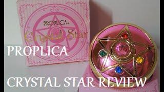 Sailor Moon PROPLICA Crystal Star Review german/deutsch