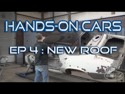 How To Install a New Roof on Hands-On Cars 4 + Impala Joyride!  Eastwood & Kevin Tetz