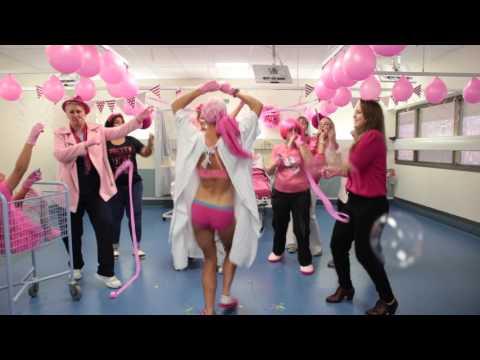 Pink Glove Dance 2015-Short Stay Unit Sir Charles Gairdner Hospital