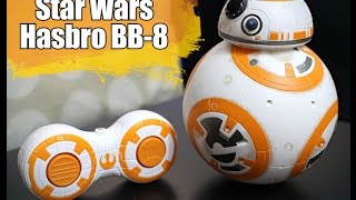 TEST High-Tech : jouet télécommandé Star Wars Hasbro BB8