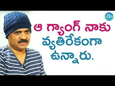 Real Life Dandupalya Gang Is Against To Me - Srinivas Raju    #Dandupalyam3    Talking Movies