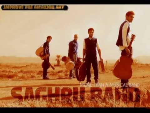 Saghru band - IDAMN INU 2012