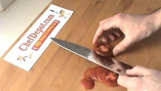 sharpest knife in the world