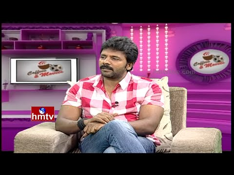 Comedian Satyam Rajesh Exclusive Interview   Coffees And Movies   HMTV