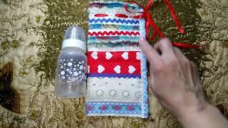 Самоизоляция УТИЛИЗАЦИЯ лоскутков Грелка для бутылочки за 30 минут