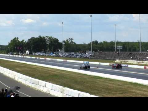 HONDA DAY 2015 Drag Race  (English Town New Jersey