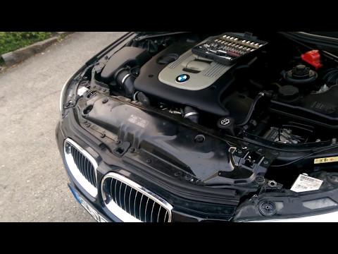 Замена ксеноновых ламп на БМВ Е60 Е61 BMW