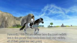 Star Stable Online - Top 5 Popular Horses