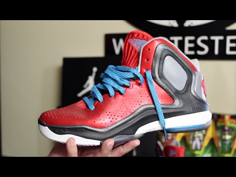 adidas performance men's d rose 5